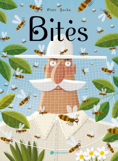 Bitės - mokslinė knyga vaikams apie bites