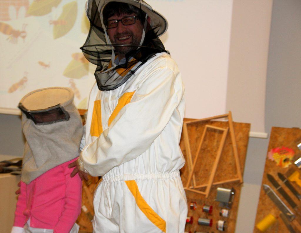 Knygos Bitės pristatymas VSTT
