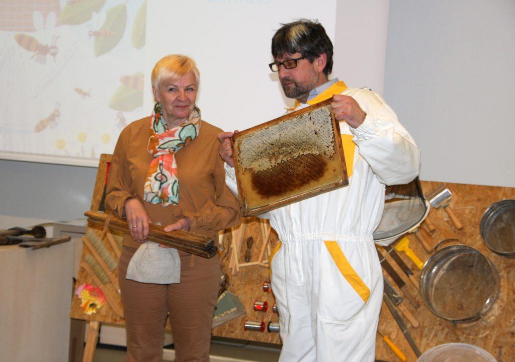 Danutė Indrašienė pasakoja apie Bites